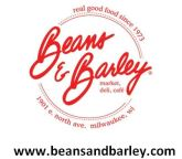 beans and barely