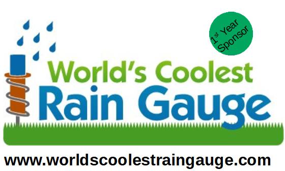 worlds coolest rain gauge